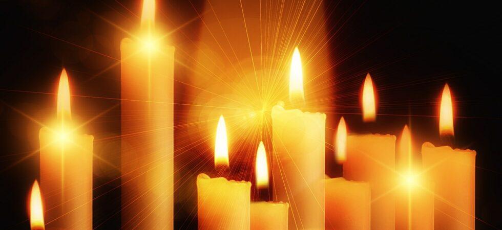 candles, light, lights