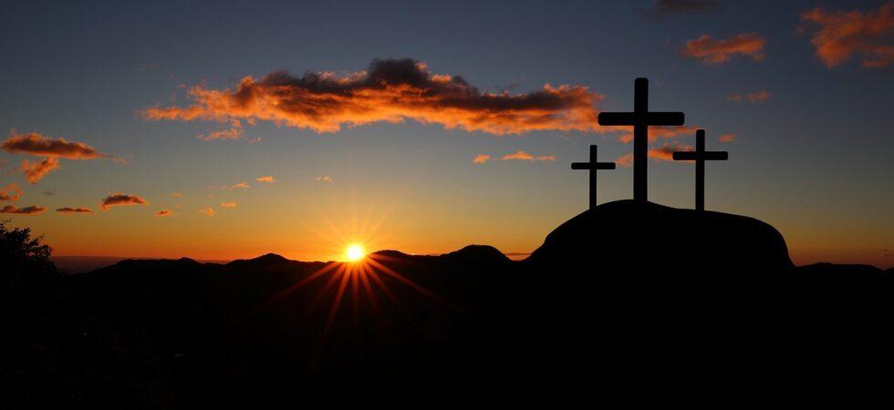 easter, golgotha, jesus